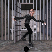 Doctor Pitterbill Jail 3D Figure Assets 3DTubeMagic