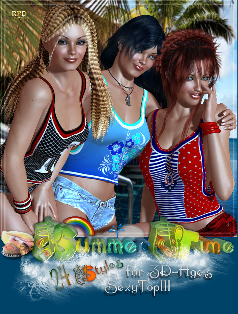 Summertime for SexyTop-III