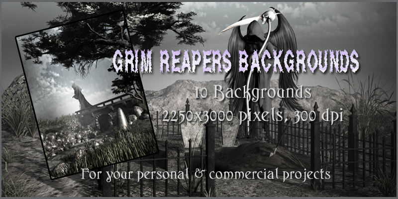 Grim Reapers Backgrounds