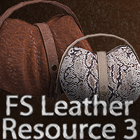 FS Leather Resource 3 2D Graphics FrozenStar