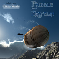 Bubble_Zeppelin 3D Models 1971s