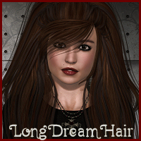 Long Dream Hair Hair Propschick