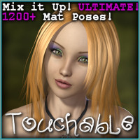 Touchable Kimber Hair Themed -Wolfie-
