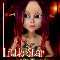 Little Star - Mavka Texture Creation Kit 2D patslash