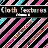 Cloth Textures Volume 6 2D Graphics HandspanStudios