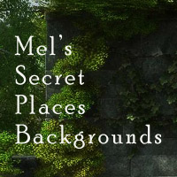 Mels Secret Places Backgrounds by Justmel