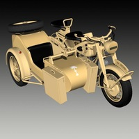 BMW R75  by Nationale7