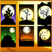 Spooky Silhouettes image 3