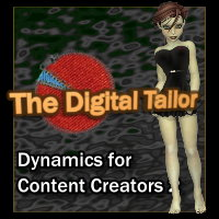 The Digital Tailors Dynamics For Content Creators Part 2 Tutorials : Learn 3D Fugazi1968