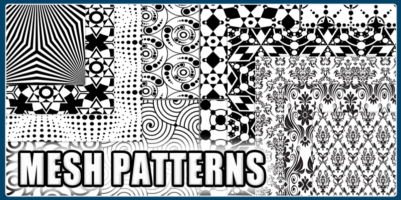 Mesh Patterns II