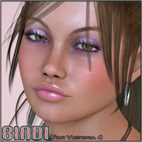 Bindi 3D Figure Essentials Freja