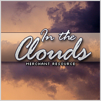 Merchant Resource: In the Clouds Themed 2D And/Or Merchant Resources Sveva