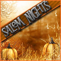 Background Mini-Pack 14: Salem Nights 2D Graphics Sveva