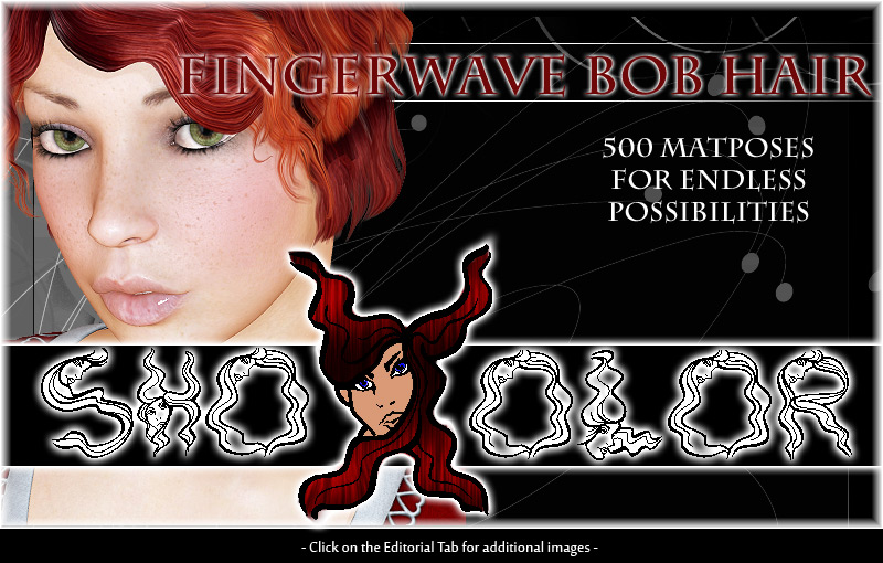 ShoXoloR for Finger Wave Bob