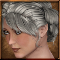 Paint the Town - Classic Rolled Hair image 3