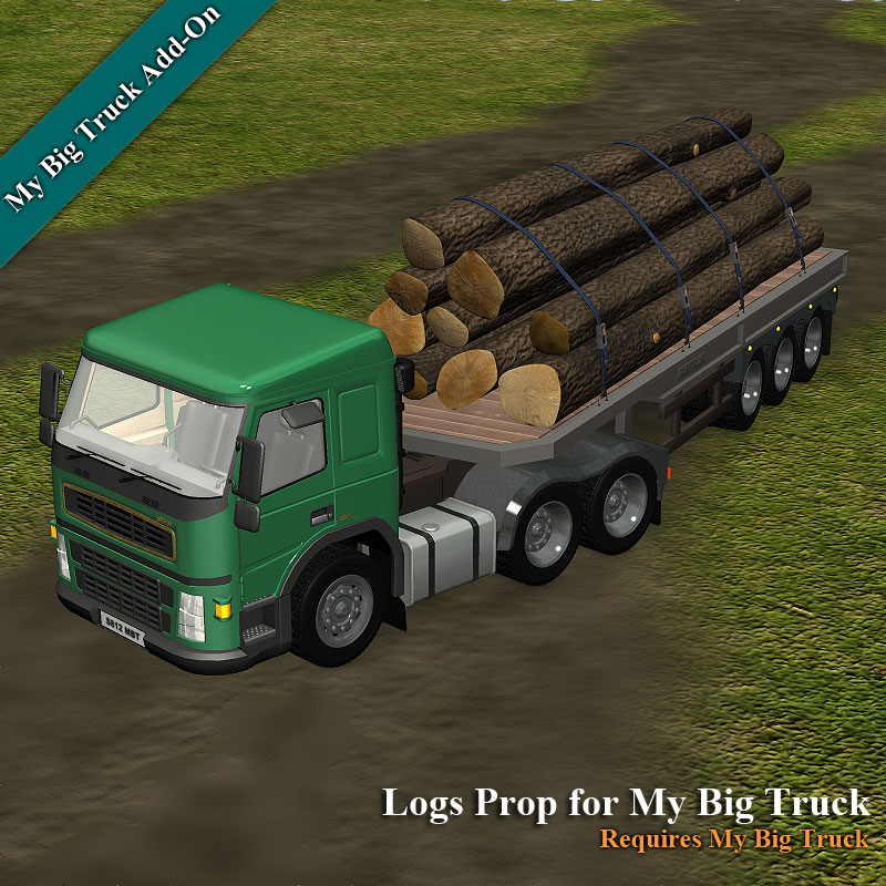Logs for Big Truck