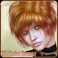 COLORation Harmony Hair ArtOfDreams