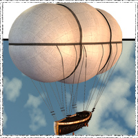 SteamPunk - AirShip Software Transportation Themed jonnte
