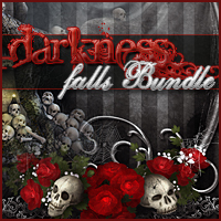 Darkness Falls Bundle 2D And/Or Merchant Resources Themed Sveva