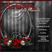 Darkness Falls Bundle image 7
