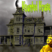Haunted House Pro 3D Models LukeA