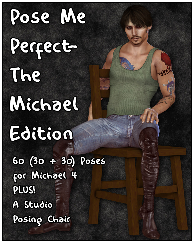 Pose Me Perfect -The Michael Edition