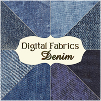 Digital Fabrics - Denim 2D And/Or Merchant Resources Atenais