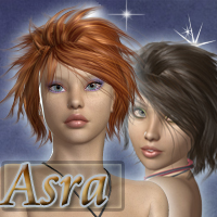 Asra Hair Hair Software SWAM