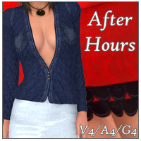 After Hours V4 A4 G4 3D Figure Essentials nikisatez