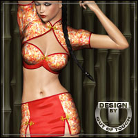 ORIENTAL for X03 Virgin for V4 A4 G4 3D Models 3D Figure Essentials outoftouch