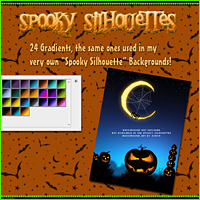 Merchant Resource: Spooky Silhouettes image 4