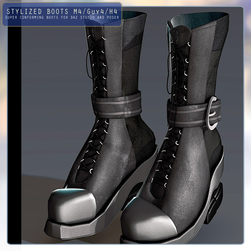 Boots M4/Guy4/H4