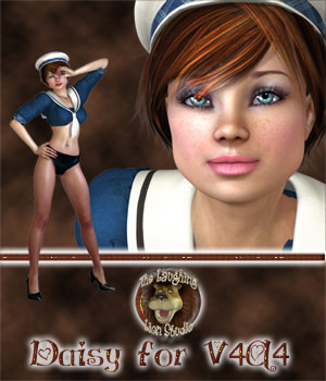 Daizy V4A4 3D Figure Essentials Talwicca