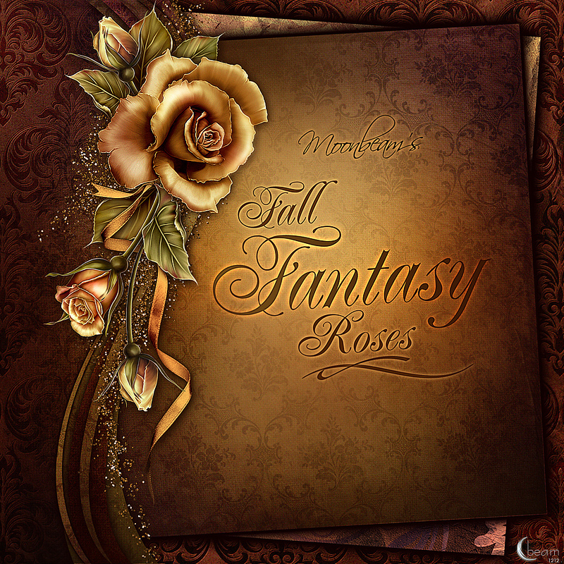 Moonbeams Fall Fantasy Roses