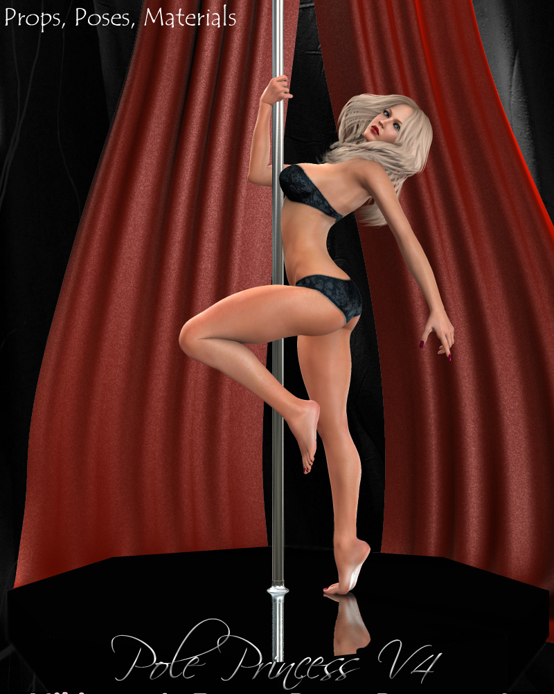 Pole Princess V4