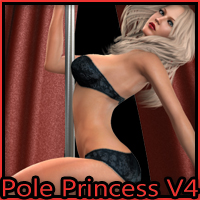 Pole Princess V4 by nikisatez