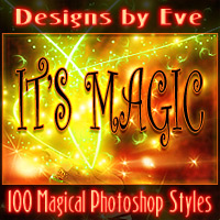 DbE-It's Magic 2D 3D Models DesignsbyEve