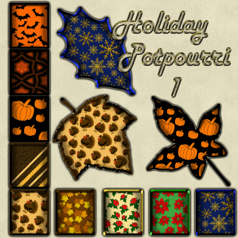 Holiday Potpourri 1