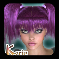 Korin Hair Hair Software SWAM