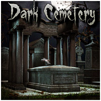 Dark Cemetery Props/Scenes/Architecture Themed RPublishing