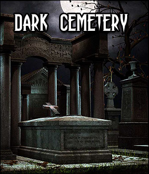 Dark Cemetery 3D Models RPublishing