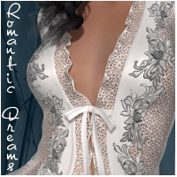 Romantic Dreams for Sexy Nightwear II Themed Clothing GRAWULA-Design