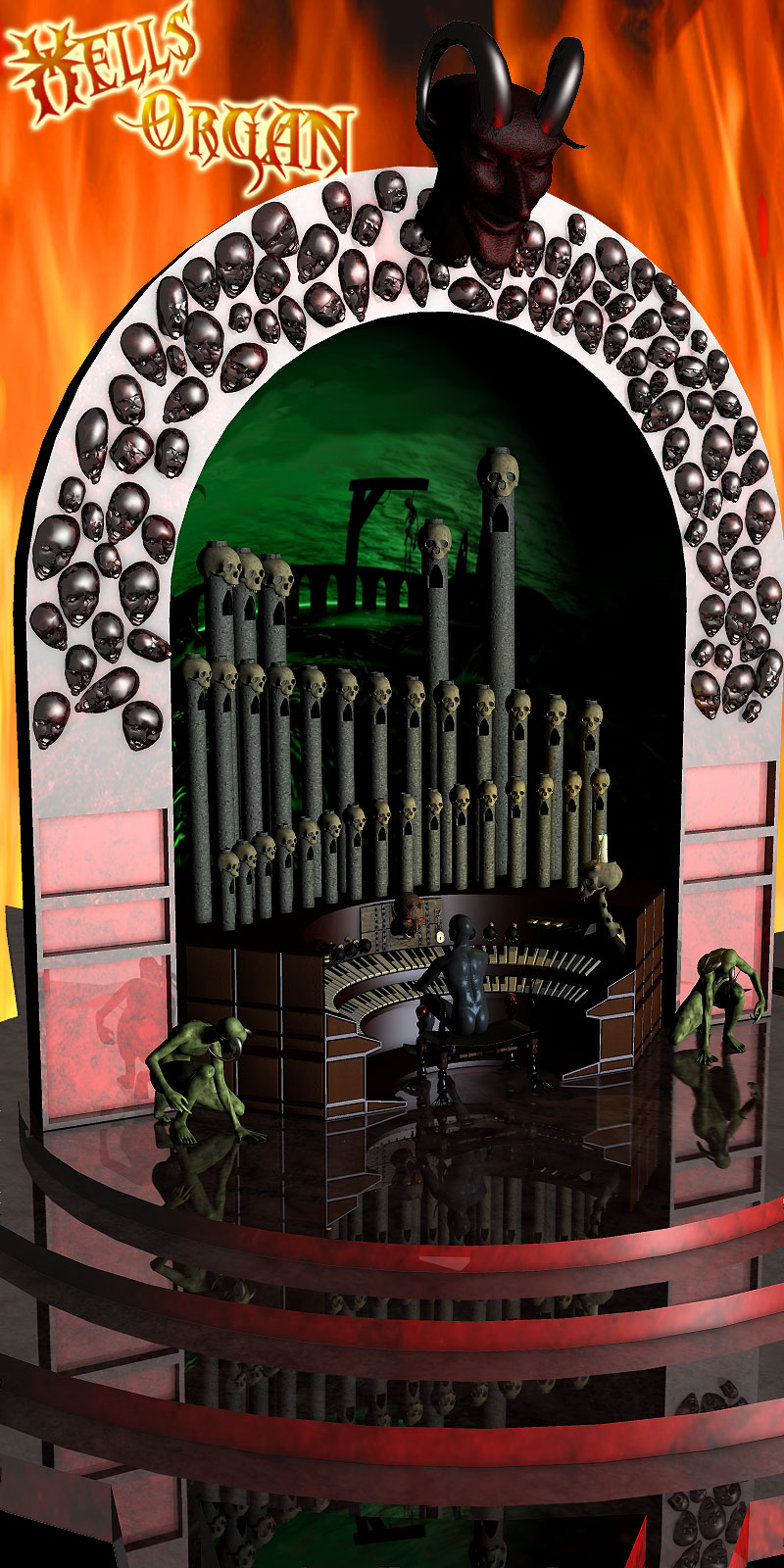 The Hell Organ