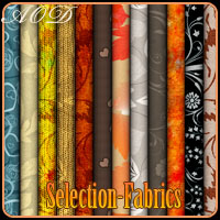 Selection- Fabrics 2D And/Or Merchant Resources ArtOfDreams