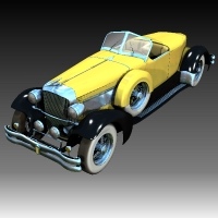 DUESENBERG_J Themed Transportation Nationale7