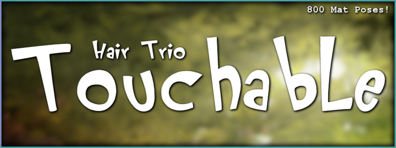 Touchable Trio 01