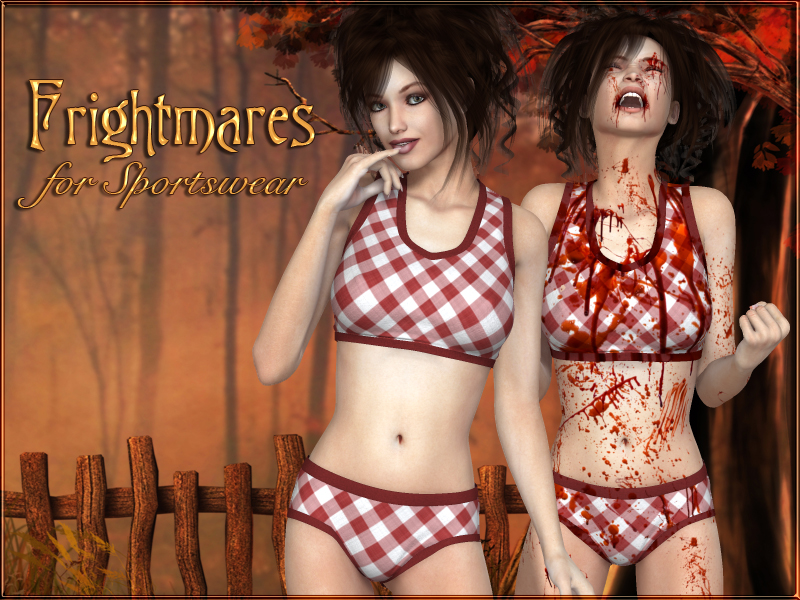 Frightmares for Sportswear