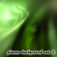 Plasma Background Set 2 3D Models 2D Graphics 1971s
