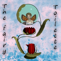 The Fairy Toilette by mininessie  mininessie