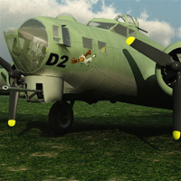 B 17G (for Vue)  Digimation_ModelBank